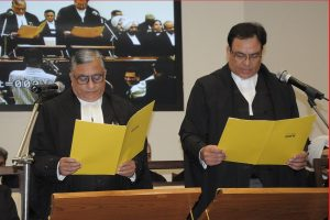 Four new Punjab and Haryana High Court judges take oath