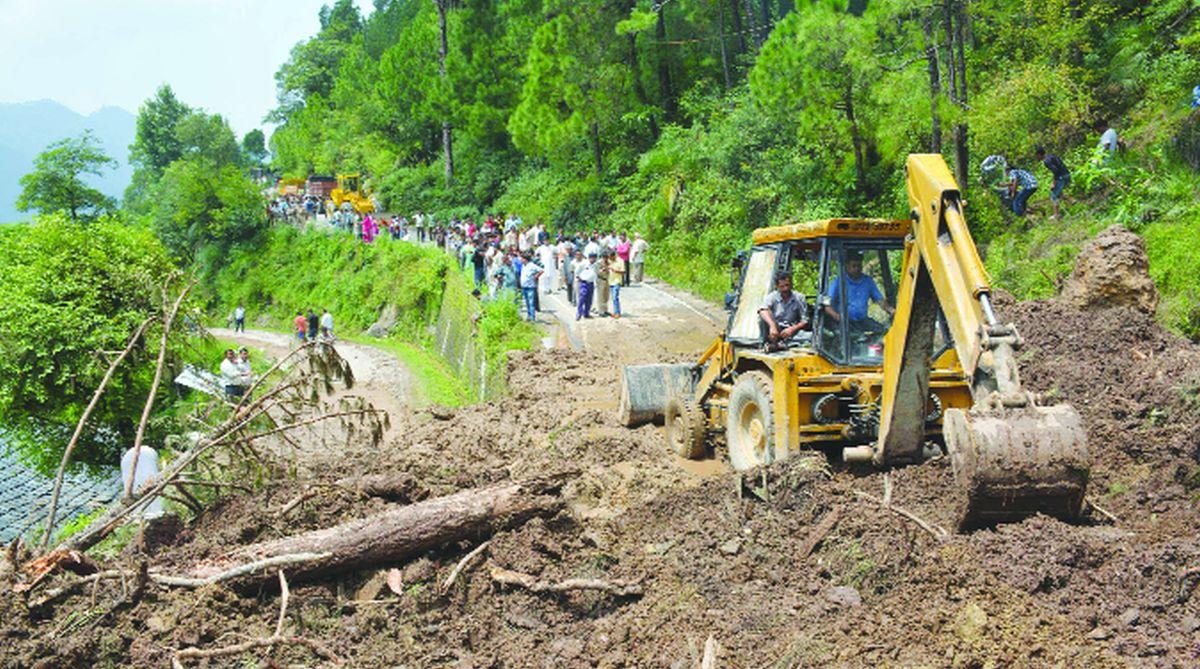 Himachal Pradesh, geological investigation, Ritesh Arya,ISEO, roads, bridges