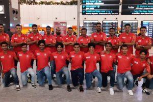 Indian Junior Men's Hockey Team leave for 8th Sultan of Johor Cup 2018