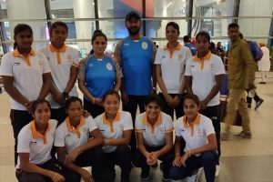 Upbeat Indian U-18 Men and Women's Hockey Teams leave for Buenos Aires 2018 Youth Olympic Games
