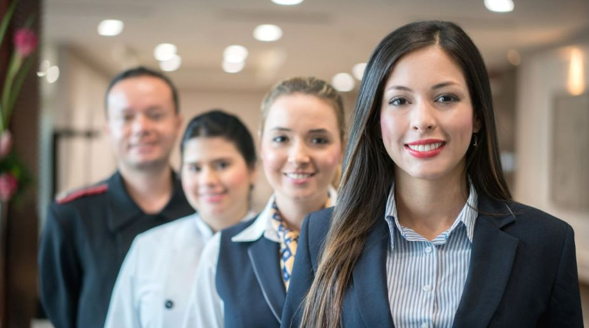 hotel professionals, Front Desk, Office Manager, PG Diploma