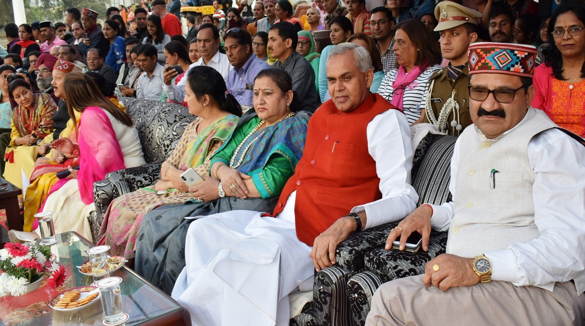 Himachal Pradesh Governor inaugurates Kullu Dussehra festival
