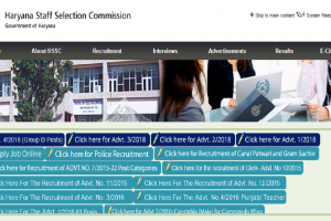 HSSC Group D Admit Card 2018 to be released soon at hssc.gov.in | Haryana Staff Selection Commission
