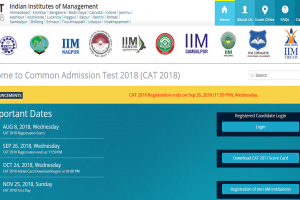 CAT 2018: Admit cards to be available from October 24, download from official website iimcat.ac.in