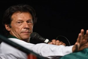 Imran Khan under fire over Kashmir remarks