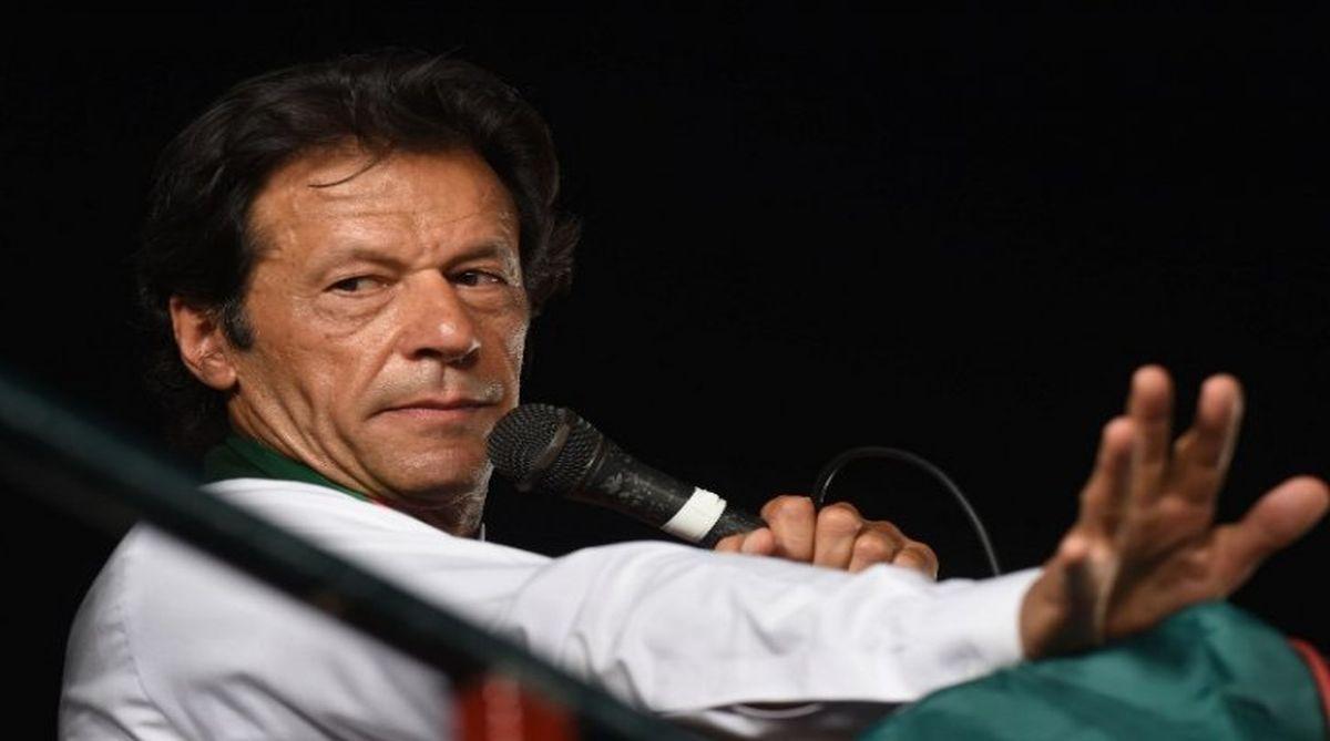 Imran Khan under fire over Kashmir remarks