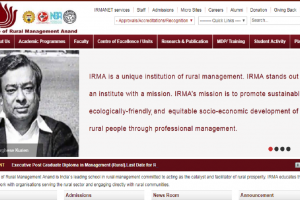 PGDRM 2019: Registration begins at irma.ac.in, check last date