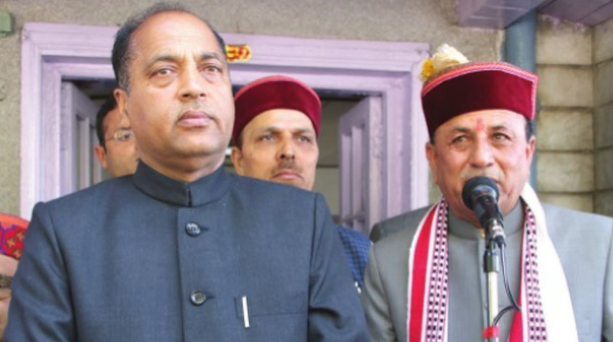 Jai Ram Thakur, farmers, Baldev Bhandari,HP Agriculture Marketing Board, Ram Lal Markanda