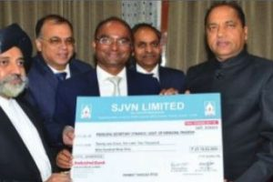 SJVN declares Rs 864.56 cr dividend for 2017-18