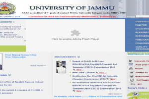 Jammu University results 2018: 2nd semester results announced for courses, check now at jammuuniversity.in