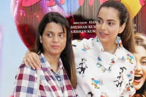 Kangana Ranaut's sister takes on trolls for the actor