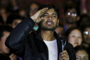 FIR against Kanhaiya Kumar for misbehaving with doctor, nurses in Patna