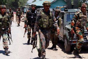 J-K: Encounter between security forces, militants underway in Pulwama