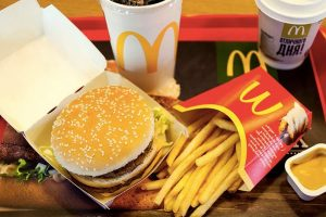 McDonald's burgers available with whole wheat buns now