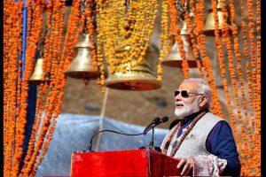 Buzz about Prime Minister Modi touring Kedarnath doing rounds