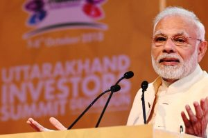 We are marching towards a New India, says PM Modi at investors summit