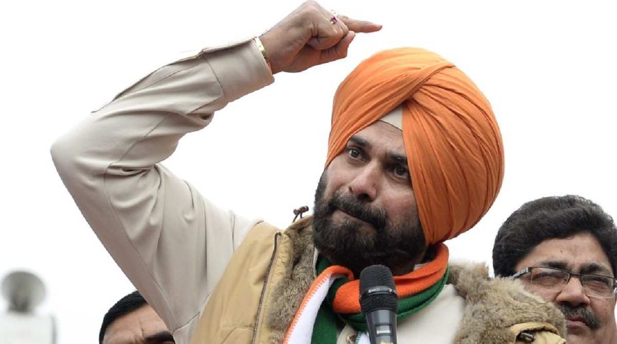 Badals turned SAD into a 'Private Limited Company': Navjot Singh Sidhu