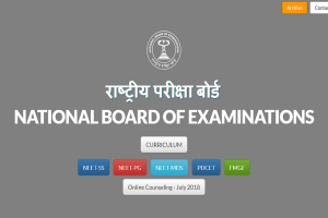 NEET MDS 2019: Registration process begins, apply now at official website nbe.edu.in