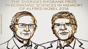 2018 Nobel Prize in Economics