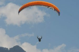 Inter-Services paragliding championship begins at Bir Billing