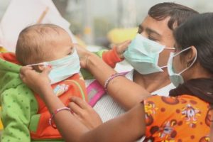 Over 1 lakh children under five died of toxic air in India in 2016: WHO