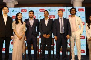 Syska Group announces partnership with Tuya Smart