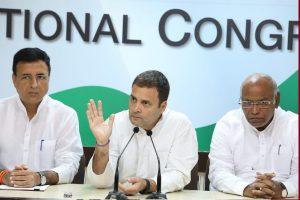 CBI probe into Rafale would have finished PM Modi: Rahul Gandhi