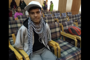 Himachal Boy emerges with flying colours against all odds
