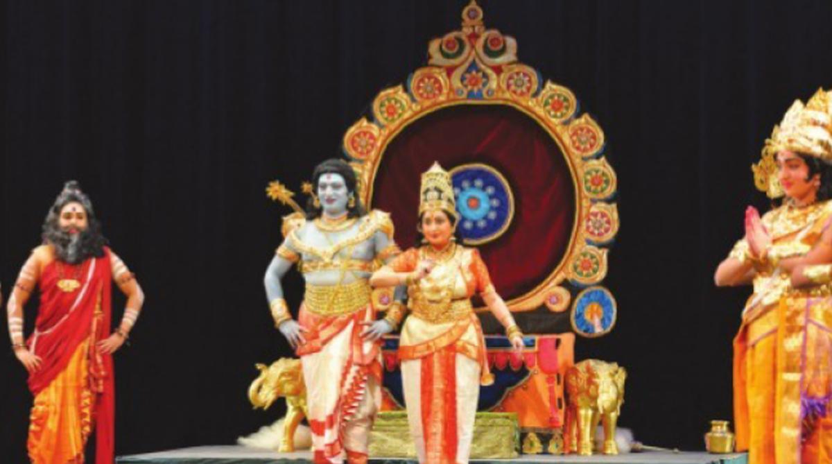 Dussehra,Ramlila,Lord Rama, Ravana, Ramlila committees, street play
