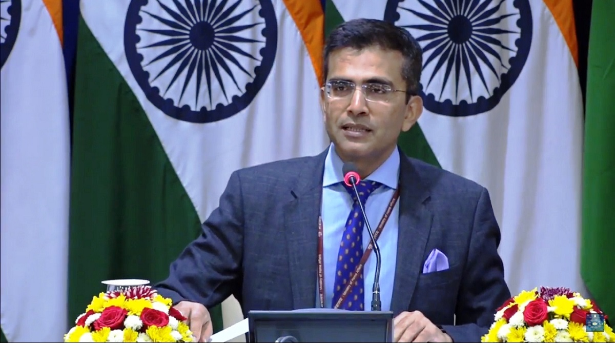 Moscow meet, India, Taliban, Raveesh Kumar, External Affairs Ministry