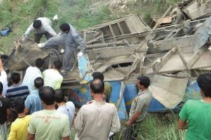 HP improves record in road mishap deaths