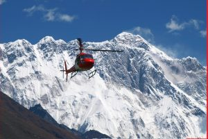 Now enjoy beauty of Rohtang Pass via helicopter