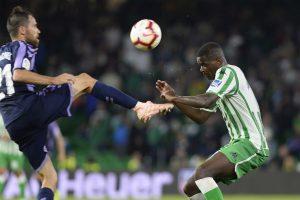 Ronaldo's Valladolid beats Real Betis 1-0