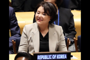 South Korean First Lady Kim Jung-sook to visit India