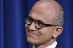 Microsoft CEO urges tech companies to defend users' privacy