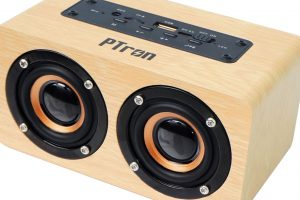PTron launches its portable Bluetooth speaker Quinto