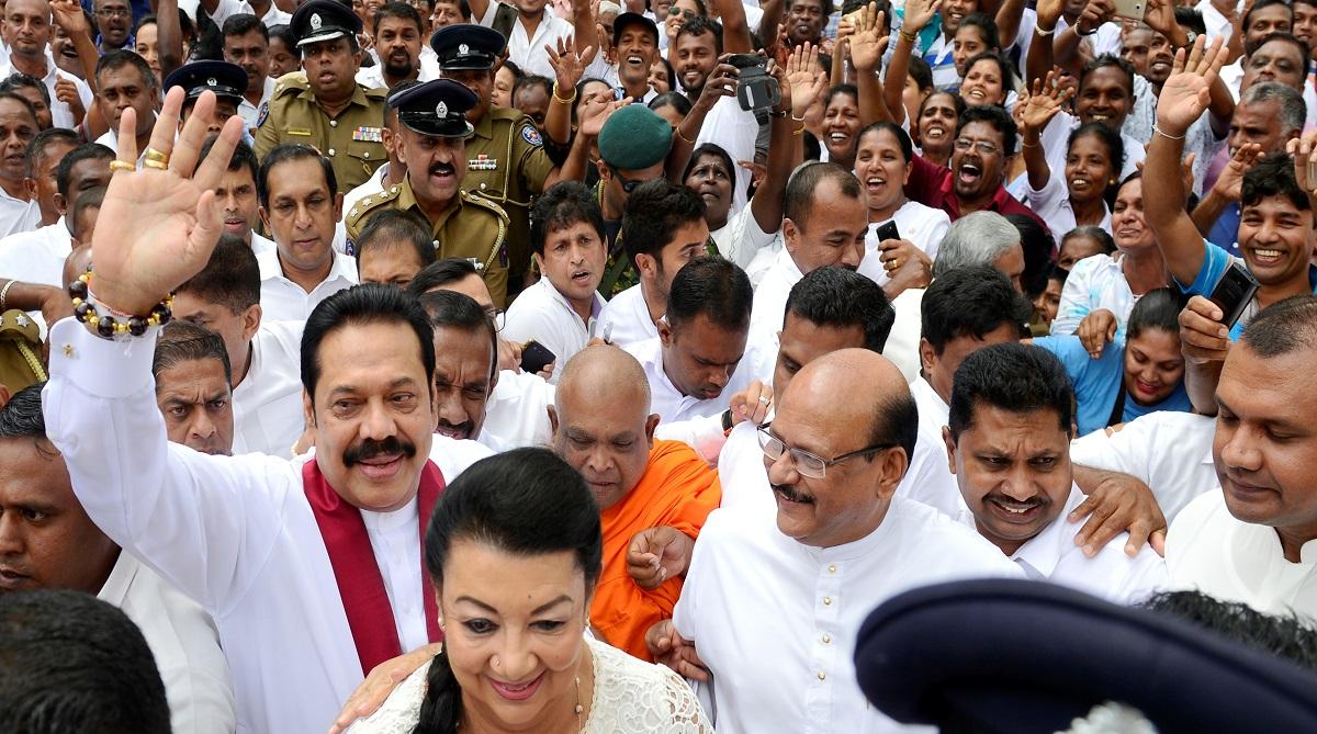 India closely monitoring political developments in Sri Lanka, says EAM