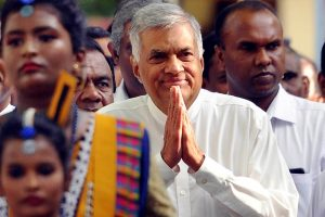 SL President suspends Parl, replaces Wickremesinghe with Rajapaksa