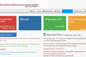 ICAI releases admit cards for November 2018 CA Foundation, IPC and Final examinations | Download now at icaiexam.icai.org