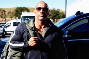 Actor Dwayne Johnson reflects on ups and downs of fatherhood