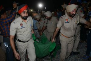Amritsar train accident: Over 50 dead; Punjab government orders probe