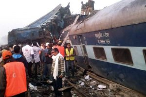 Major train accidents that occurred in 2018
