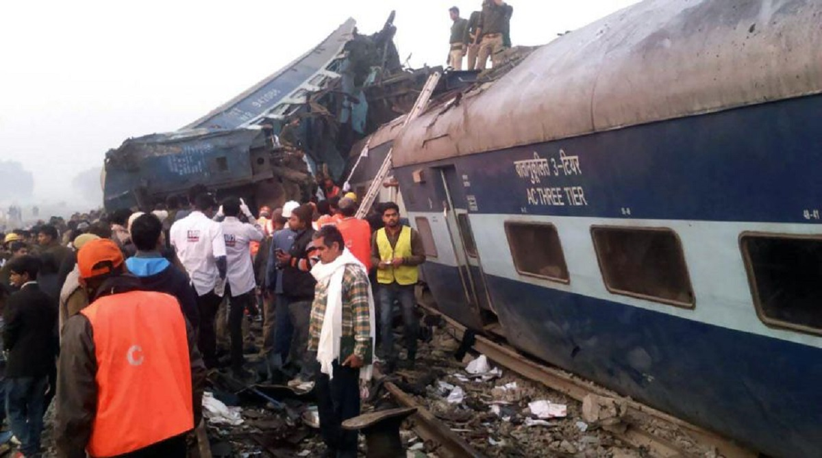 Indian Railways, USFD, accidents fall, Railways accidents