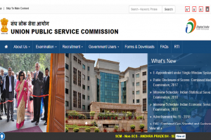 UPSC recruitment 2018: Applications invited for various posts, apply before November 1 at upsconline.nic.in
