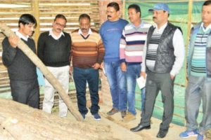 Uttarakhand forest officials get training in willow cultivation