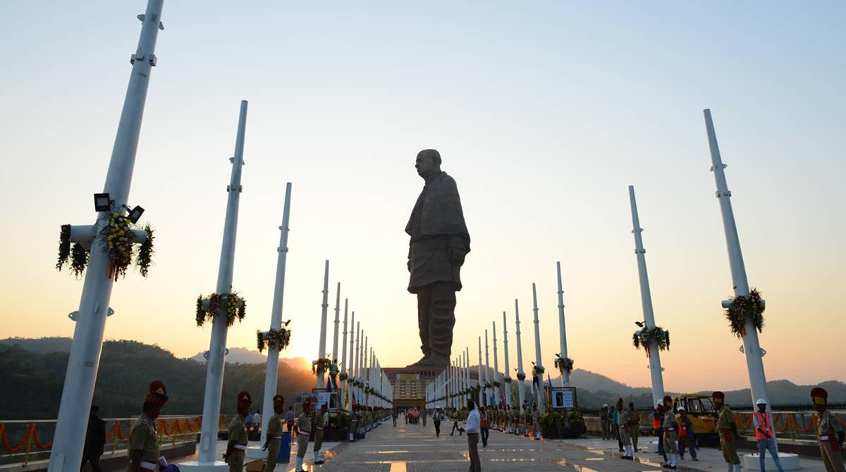 Sardar Patel statue, Statue of Unity, Statue tourism, Patel Statue tourist spot, Gujarat tourism