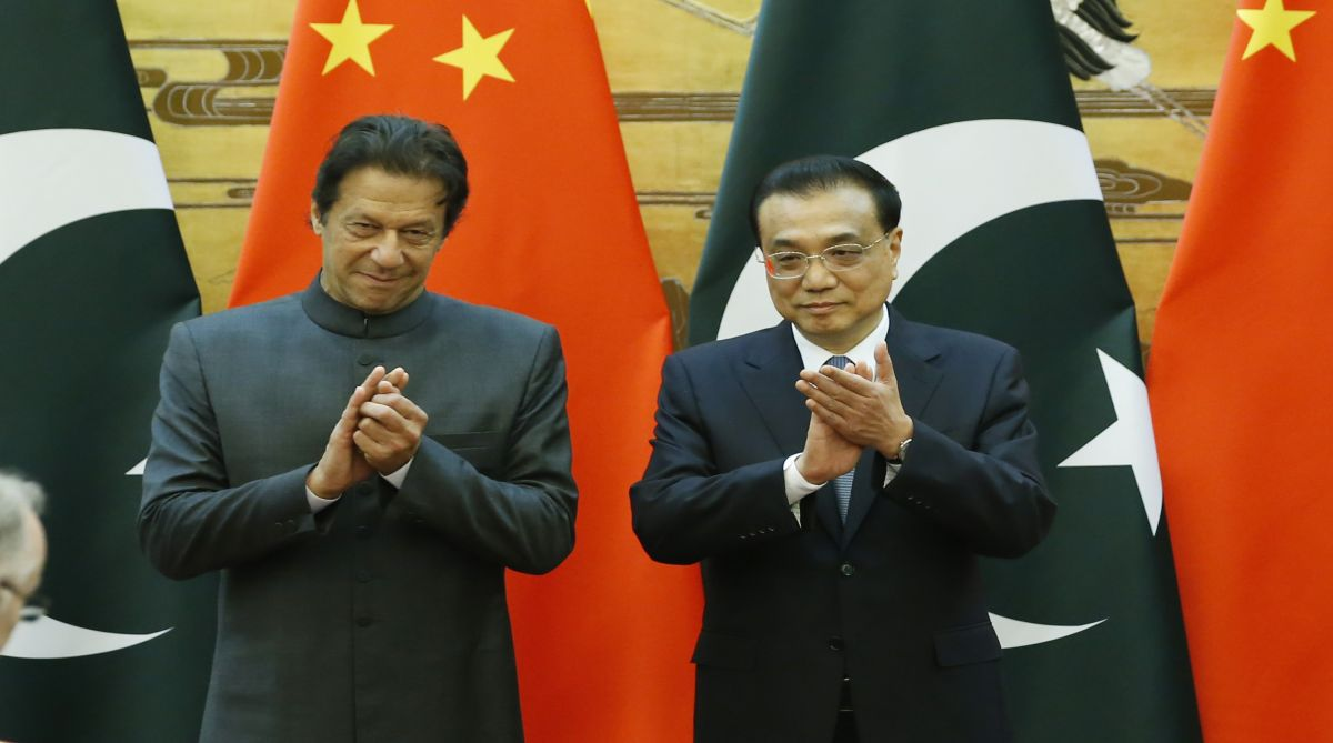 Xi Jinping, Imran Khan, China, Pakistan, Financial crisis in Pakistan, Pakistan debts, CPEC