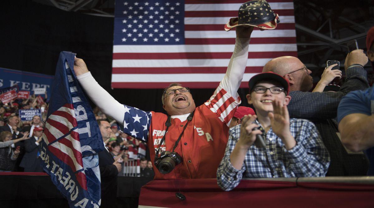 US Midterm Elections, US Elections, Democrats, Republicans