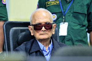 Khmer Rouge verdict