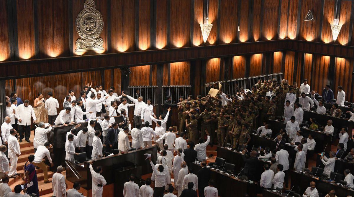 Lankan Parliament, Sri Lanka, Karu Jayasuriya,Mahinda Rajapaksa,United National Party,Ranil Wickremesinghe,Maithripala Sirisena, UPFA